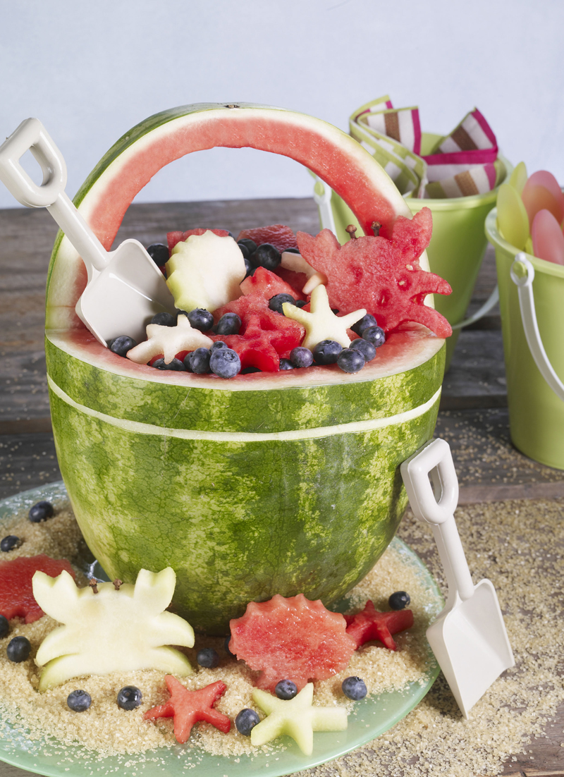 Watermelon Beach Bucket